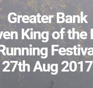 King of the Mountain Running Festival 2017