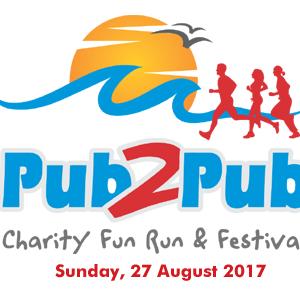 Pub2Pub Charity Fun Run & Festival 2017
