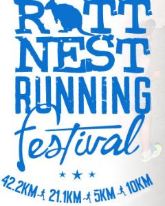 Rottnest Marathon and Fun Run 2017