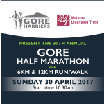 Gore Half Marathon 2017