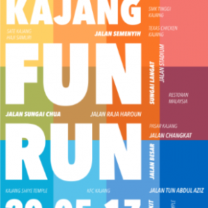 Kajang Fun Run 2017