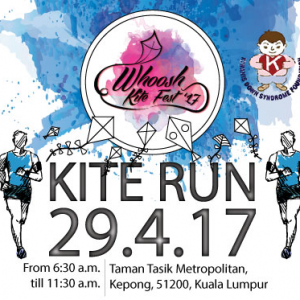 Charity Kite Run (Whoosh Kite Run '17)