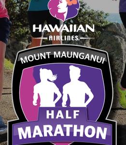 Mount Maunganui Half Marathon 2017