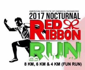 UTM Nocturnal Red Ribbon Run 2017