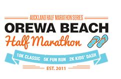 Orewa Beach Half Marathon 2017