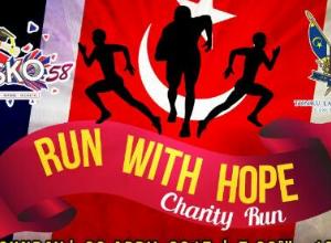 Run With Hope: Charity Run 2017