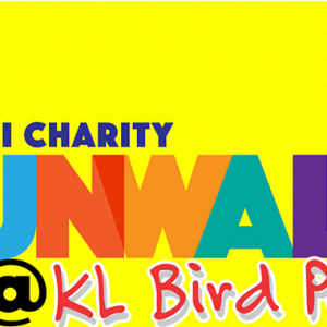 Sempoi Charity FunWalk @ KL Bird Park 2017