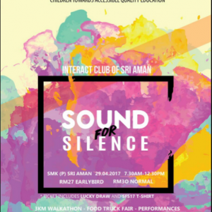 Sound for Silence 2017