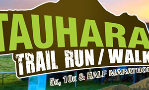 Hoka ONE ONE Tauhara Trail Run 2017
