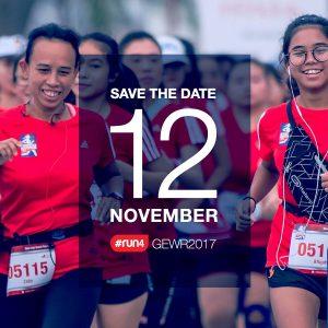 Great Eastern Women's Run Singapore 2017