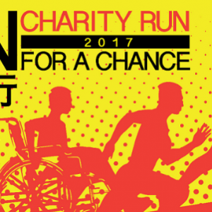 Charity Run For A Chance 2017