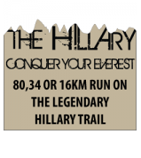 The Hillary Ultra Trail Run 2018