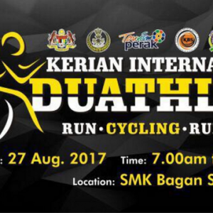 Kerian International Duathlon 2017