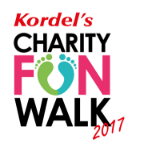 Kordel's Charity Fun Walk 2017