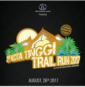 Kulim Kota Tinggi Trail Run 2017
