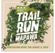 Mapawa Trail Run 2017