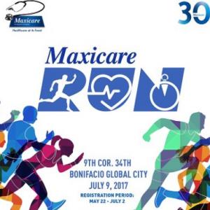 Maxicare Run 2017
