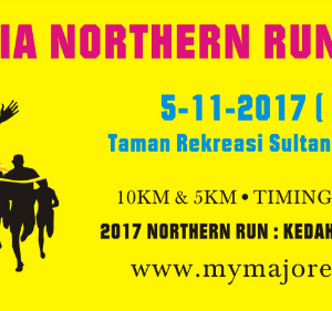 Northern Run 2017 – Perak