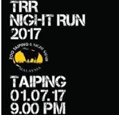 TRR Night Run 2017