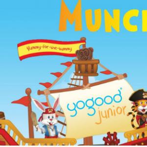 Yogood Junior Munch 'n' Run 2017