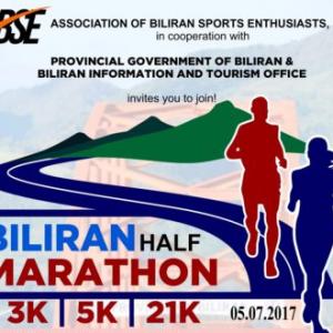 Biliran Half Marathon 2017