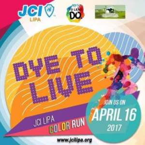 Dye to Live Color Run 2017