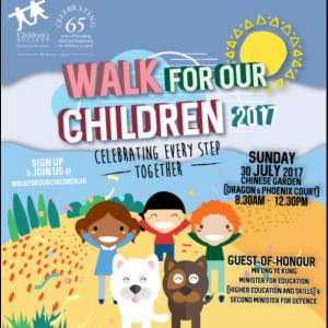 Walk for Our Children 2017