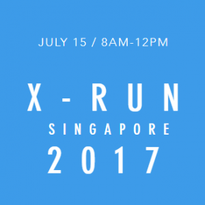 X-Run Singapore 2017