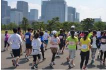 Sponichi Koukyo Run 2017