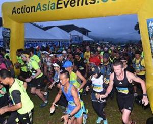 Malaysian Action Asia 50 – Janda Baik 2017