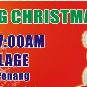 2nd Penang Christmas Run 2017