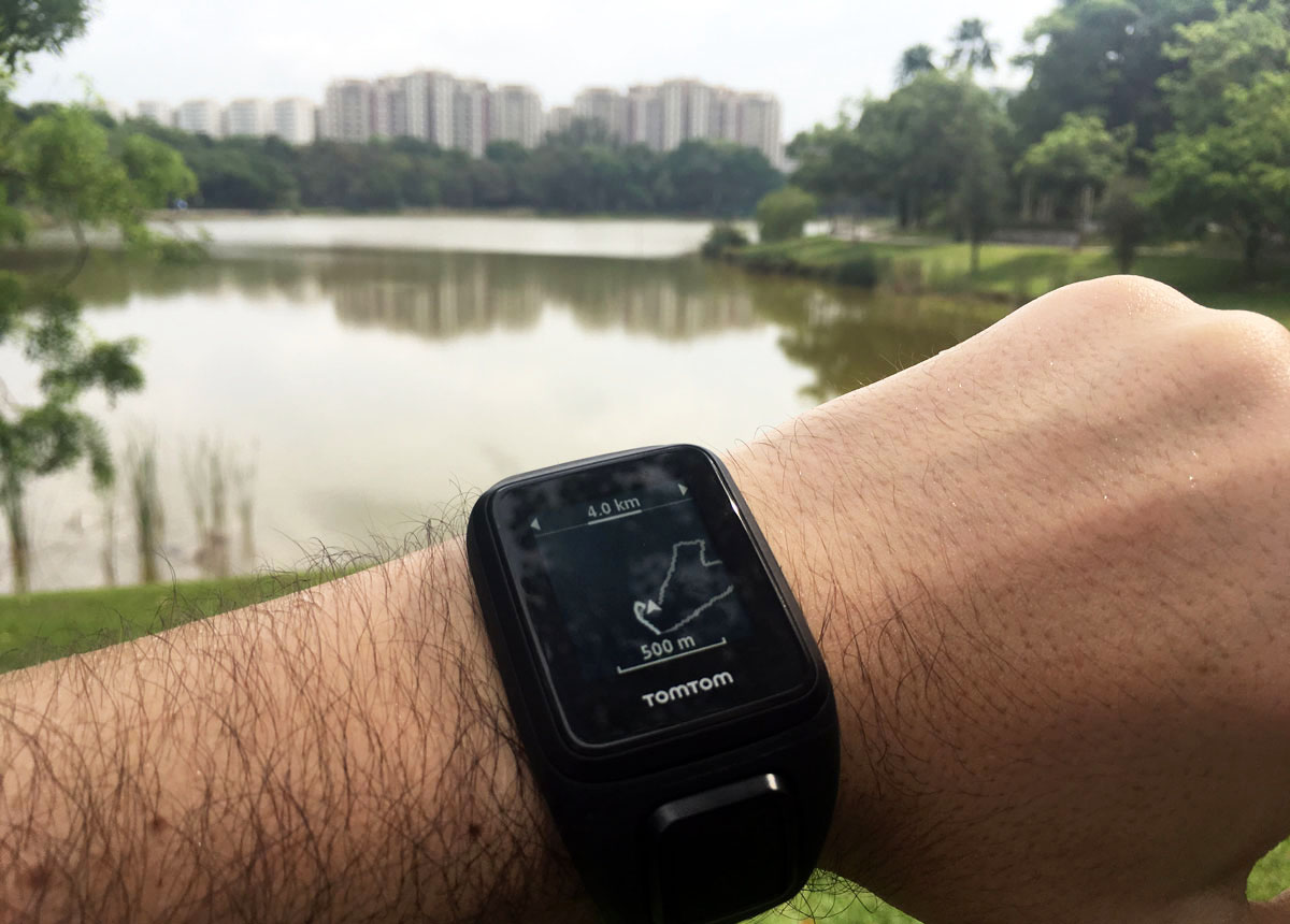 Gear Review: TomTom Runner 3