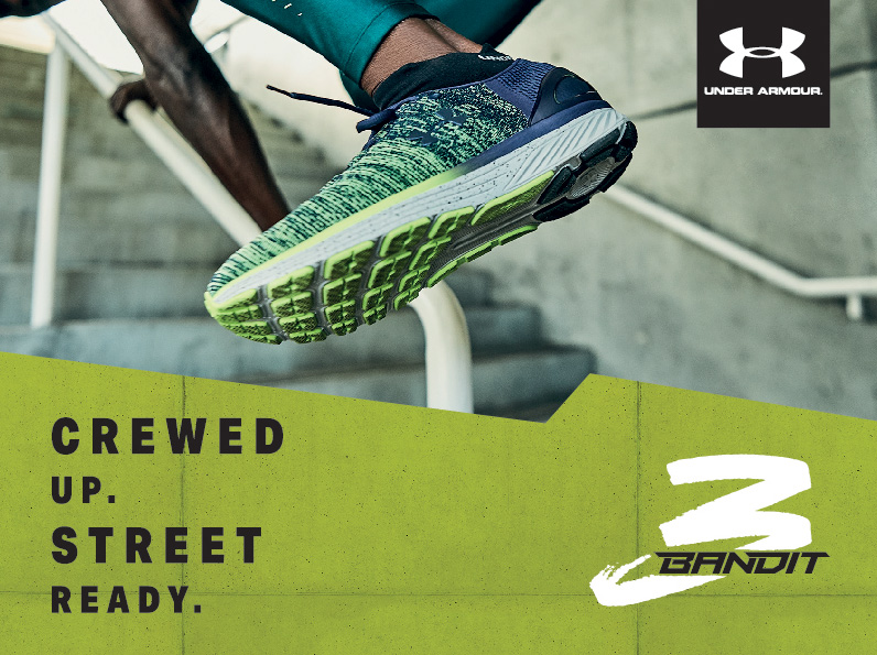 UA - Crewed Up. Street Ready.