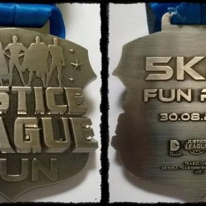 DC Justice League Run Singapore