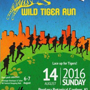 Wild Tiger Run
