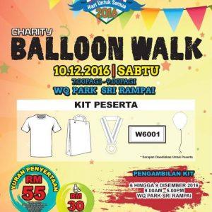 Balloon Walk 2016