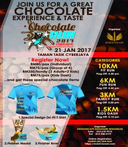 Chocolate Run 2017