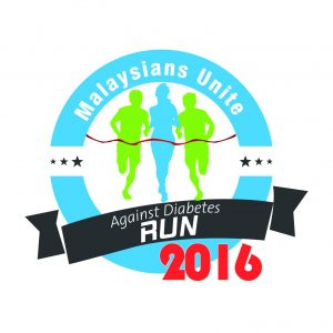 Malaysians Unite Against Diabetes Run 2016