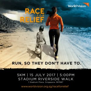 World Vision's Race For Relief 2017