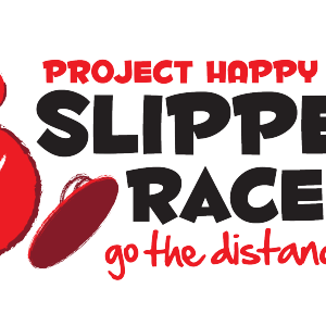 Project Happy Feet Slipper Race 2016
