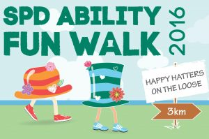 SPD Ability Fun Walk 2016