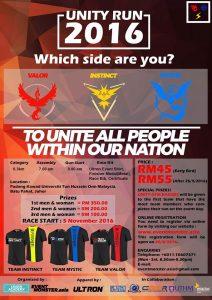 Unity Run 2016