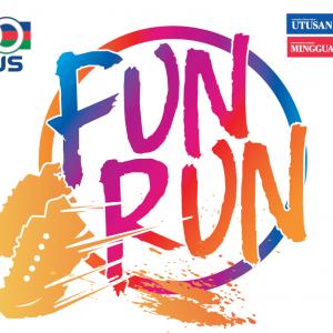 Fun Run 5KM University Pahang Malaysia 2016