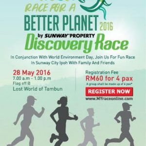 Race For A Better Planet 2016 – Discovery Race