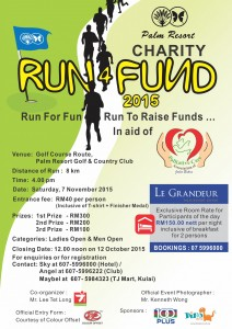 Charity Run4Fund 2015