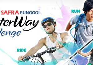 SAFRA Punggol Waterway Challenge 2016