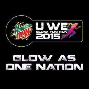 Mountain Dew U We Glow Fun Run 2015