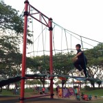 Nothing beats the playground - by Anie Hapi