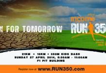 NTUC Income 350 Run Singapore 2014