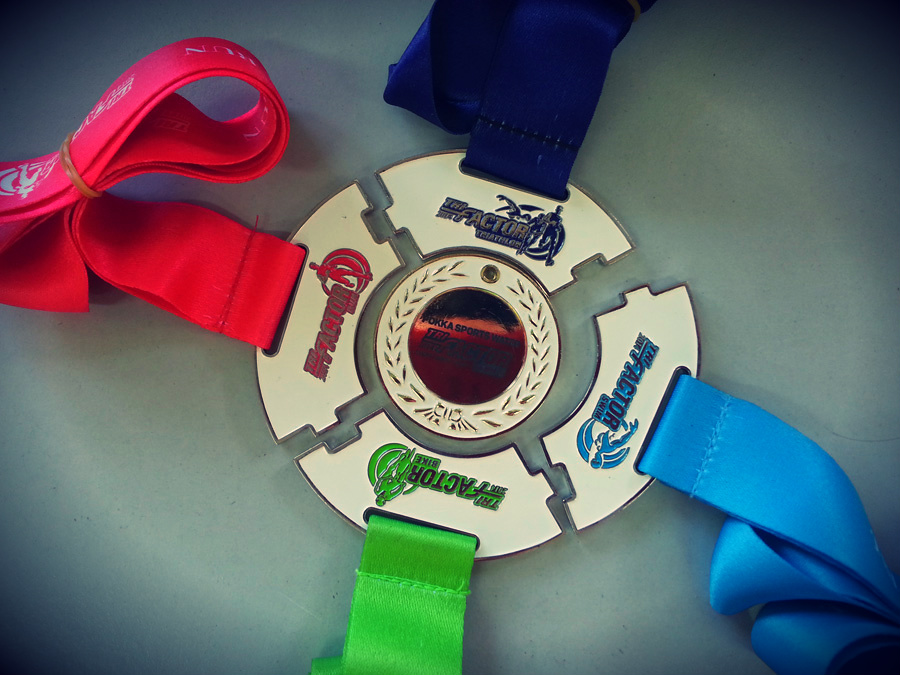 Tri-Factor-2014-Singapore-Series-Finisher-Medal
